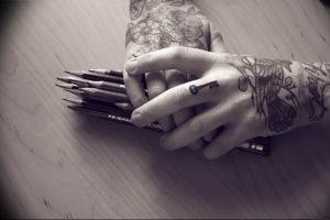фото тату Ключ 03.05.2019 №330 - tattoo key - tattoo-photo.ru