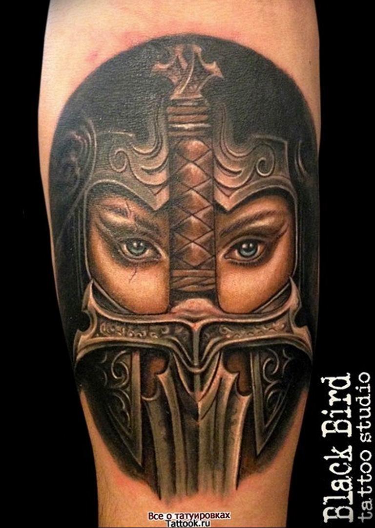 Фото татуировок амазонки