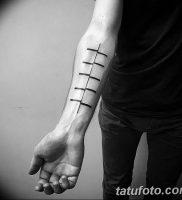 фото тату лестница 15.04.2019 №003 — tattoo ladder — tattoo-photo.ru