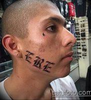 фото тату слеза 03.05.2019 №058 — tear tattoo — tattoo-photo.ru
