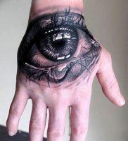 фото тату слеза 03.05.2019 №063 — tear tattoo — tattoo-photo.ru