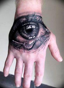 фото тату слеза 03.05.2019 №063 - tear tattoo - tattoo-photo.ru