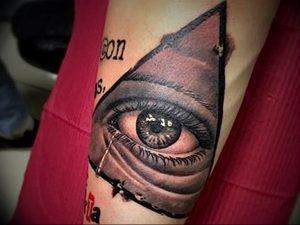 фото тату слеза 03.05.2019 №064 - tear tattoo - tattoo-photo.ru