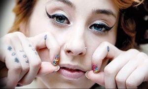 фото тату слеза 03.05.2019 №123 - tear tattoo - tattoo-photo.ru