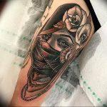 Фото интересный тату рисунок 2019 24.05.2019 №025 - interesting tattoo - tattoo-photo.ru