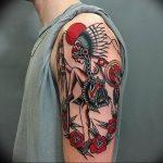Фото интересный тату рисунок 2019 24.05.2019 №026 - interesting tattoo - tattoo-photo.ru