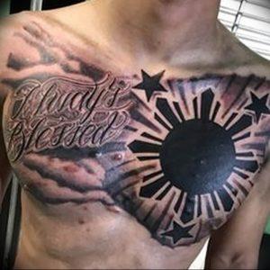Фото интересный тату рисунок 2019 24.05.2019 №032 - interesting tattoo - tattoo-photo.ru