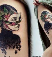 Фото интересный тату рисунок 2019 24.05.2019 №040 — interesting tattoo — tattoo-photo.ru