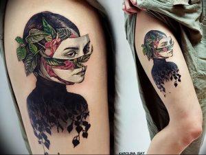 Фото интересный тату рисунок 2019 24.05.2019 №040 - interesting tattoo - tattoo-photo.ru