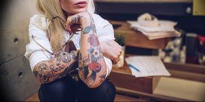 Фото интересный тату рисунок 2019 24.05.2019 №052 - interesting tattoo - tattoo-photo.ru
