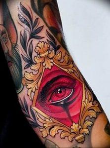 Фото интересный тату рисунок 2019 24.05.2019 №055 - interesting tattoo - tattoo-photo.ru