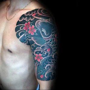Фото интересный тату рисунок 2019 24.05.2019 №061 - interesting tattoo - tattoo-photo.ru