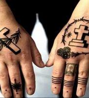 Фото интересный тату рисунок 2019 24.05.2019 №065 — interesting tattoo — tattoo-photo.ru