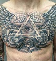 Фото интересный тату рисунок 2019 24.05.2019 №067 — interesting tattoo — tattoo-photo.ru
