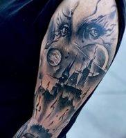 Фото интересный тату рисунок 2019 24.05.2019 №069 — interesting tattoo — tattoo-photo.ru