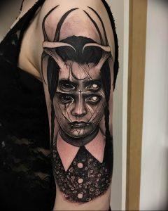 Фото интересный тату рисунок 2019 24.05.2019 №136 - interesting tattoo - tattoo-photo.ru