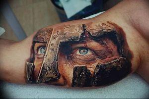 Фото интересный тату рисунок 2019 24.05.2019 №140 - interesting tattoo - tattoo-photo.ru