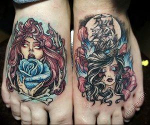 Фото интересный тату рисунок 2019 24.05.2019 №143 - interesting tattoo - tattoo-photo.ru