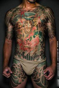 Фото интересный тату рисунок 2019 24.05.2019 №149 - interesting tattoo - tattoo-photo.ru