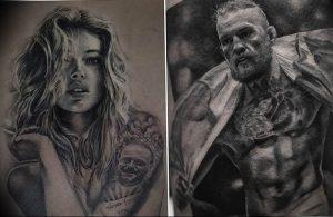 Фото интересный тату рисунок 2019 24.05.2019 №150 - interesting tattoo - tattoo-photo.ru