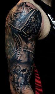 Фото интересный тату рисунок 2019 24.05.2019 №156 - interesting tattoo - tattoo-photo.ru