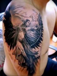 Фото интересный тату рисунок 2019 24.05.2019 №176 - interesting tattoo - tattoo-photo.ru