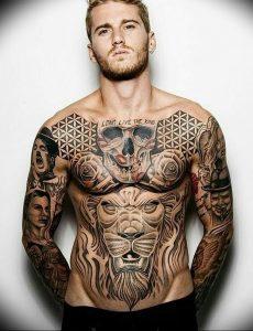Фото интересный тату рисунок 2019 24.05.2019 №182 - interesting tattoo - tattoo-photo.ru