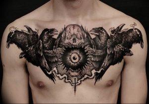 Фото интересный тату рисунок 2019 24.05.2019 №185 - interesting tattoo - tattoo-photo.ru