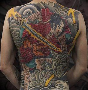 Фото интересный тату рисунок 2019 24.05.2019 №199 - interesting tattoo - tattoo-photo.ru