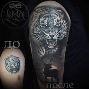 Фото интересный тату рисунок 2019 24.05.2019 №205 - interesting tattoo - tattoo-photo.ru