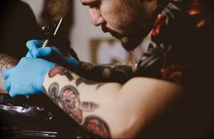 Фото интересный тату рисунок 2019 24.05.2019 №225 - interesting tattoo - tattoo-photo.ru