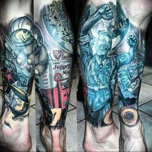 Фото интересный тату рисунок 2019 24.05.2019 №231 - interesting tattoo - tattoo-photo.ru