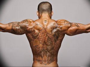 Фото интересный тату рисунок 2019 24.05.2019 №236 - interesting tattoo - tattoo-photo.ru
