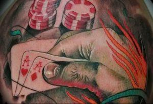 Фото интересный тату рисунок 2019 24.05.2019 №237 - interesting tattoo - tattoo-photo.ru