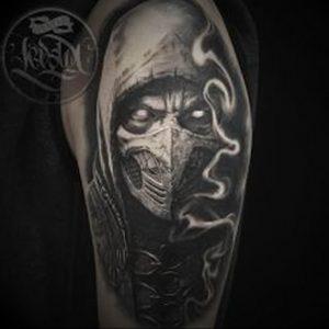 Фото интересный тату рисунок 2019 24.05.2019 №238 - interesting tattoo - tattoo-photo.ru