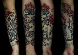 Фото интересный тату рисунок 2019 24.05.2019 №248 - interesting tattoo - tattoo-photo.ru