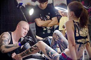 Фото интересный тату рисунок 2019 24.05.2019 №261 - interesting tattoo - tattoo-photo.ru