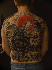 Фото интересный тату рисунок 2019 24.05.2019 №267 - interesting tattoo - tattoo-photo.ru