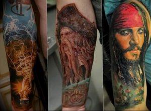 Фото интересный тату рисунок 2019 24.05.2019 №269 - interesting tattoo - tattoo-photo.ru