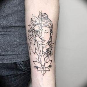 Фото интересный тату рисунок 2019 24.05.2019 №287 - interesting tattoo - tattoo-photo.ru