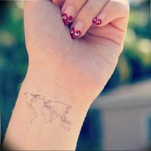 Фото интересный тату рисунок 2019 24.05.2019 №299 - interesting tattoo - tattoo-photo.ru