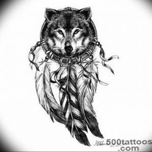 Фото тату волк 20.05.2019 №130 - photo tattoo wolf - tattoo-photo.ru