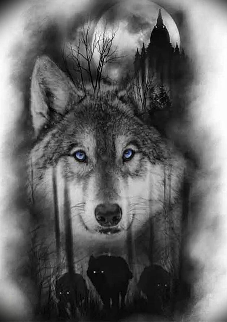 Картинки для мужчин волк, медицина