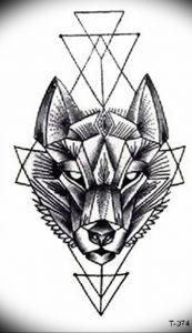Фото тату волк 20.05.2019 №253 - photo tattoo wolf - tattoo-photo.ru