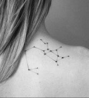 Фото созвездие стрельца тату 12.07.2019 №001 — constellation archer tattoo — tattoo-photo.ru