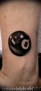 Фото тату цифра 8 21.08.2019 №018 - tattoo number 8 - tattoo-photo.ru