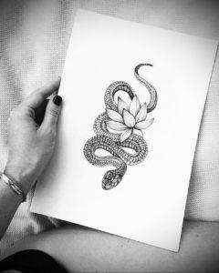 Фото белые тату эскизы 13.09.2019 №002 - white tattoo sketches - tattoo-photo.ru