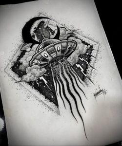 Фото белые тату эскизы 13.09.2019 №010 - white tattoo sketches - tattoo-photo.ru