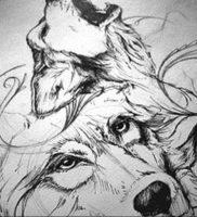 Фото белые тату эскизы 13.09.2019 №011 — white tattoo sketches — tattoo-photo.ru