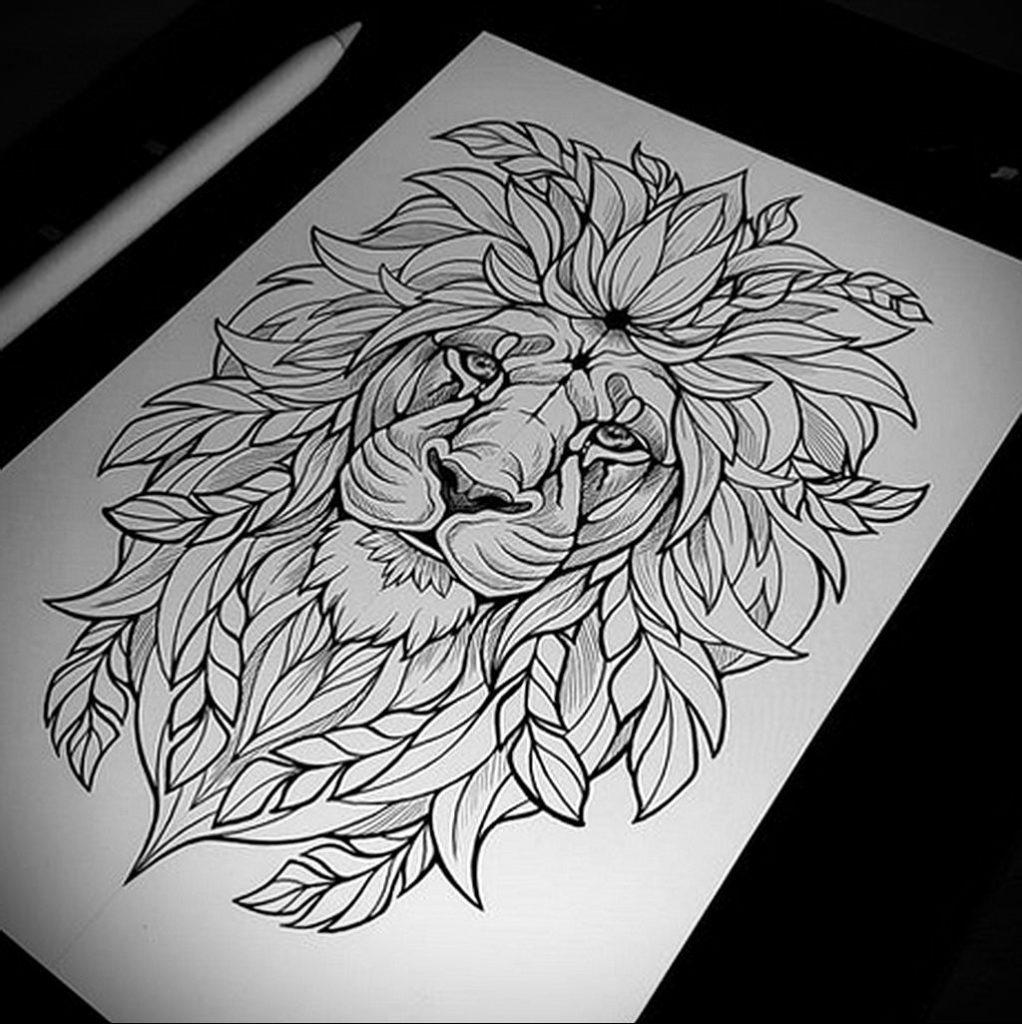 Фото белые тату эскизы 13.09.2019 №014 - white tattoo sketches - tattoo-photo.ru